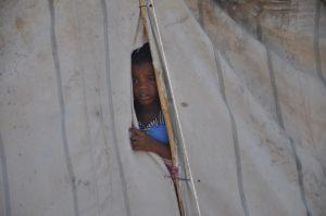 Jemen - obóz uchodźców