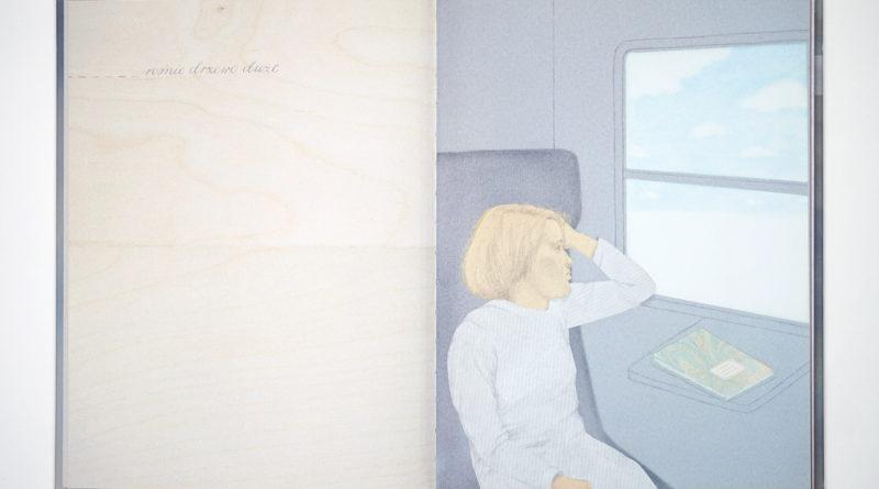 Na wysokiej górze - ilustracja Iwony Chmielewskiej