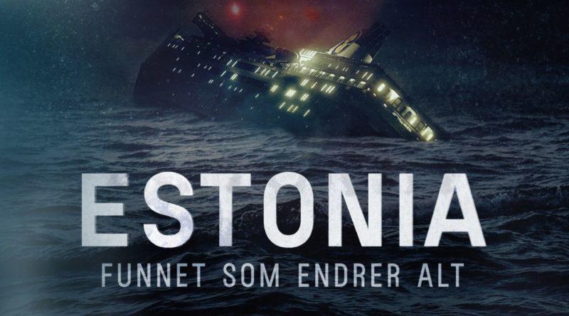 ESTONIA film, czołówka filmu Henrika Evertssona
