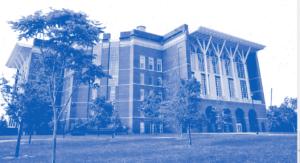 Budynek uniwersytetu w Kentucky