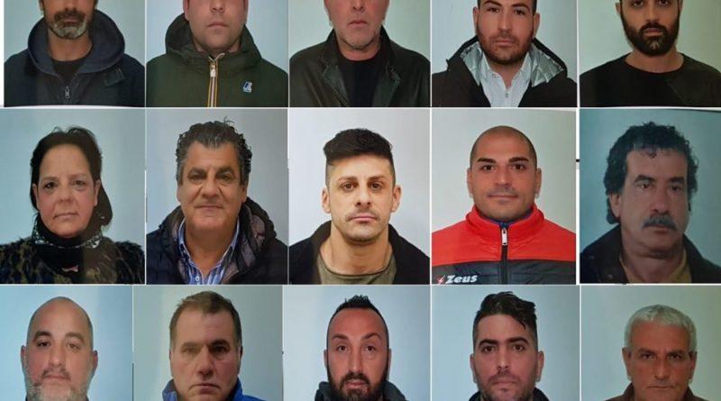Twarze 'Ndrangheta