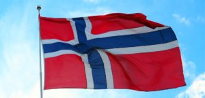 Norwegia flaga