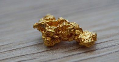 bryłka złota