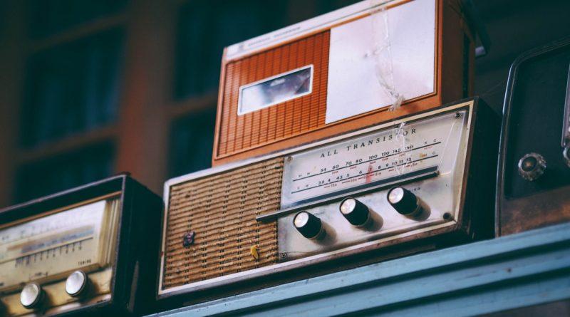 stare odbiorniki radiowe
