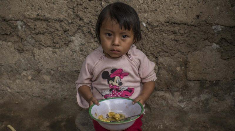 Miliony dzieci na świecie nie mają pełnowartościowej diety